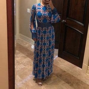 Sandro going out/maxi dress